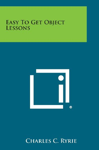 9781258985585: Easy to Get Object Lessons