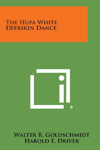 9781258985998: The Hupa White Deerskin Dance