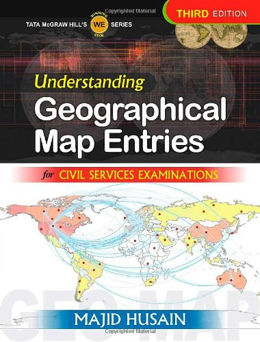 9781259000904: Understanding Geographical Map Entries, 3rd ed.