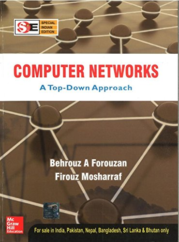 9781259001567: Computer Networks: A top-Down Approach