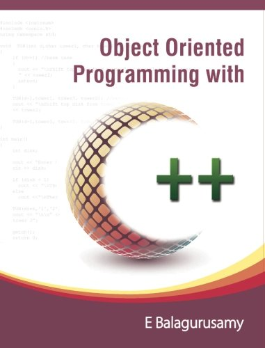 9781259001611: Object Oriented Programming with C++
