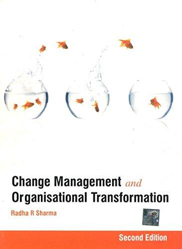 9781259001659: Change Management & Organisational Transformation