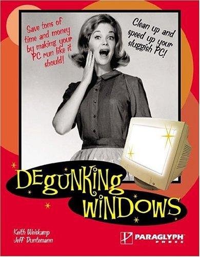 9781259001901: Degunking Windows