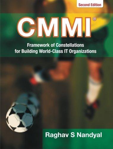 9781259002137: CMMI Framework of Constellations for Building World-Class IT Organizations