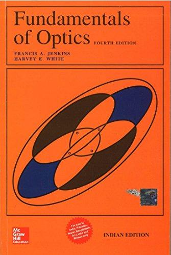 9781259002298: Fundamentals of Optics, 4e