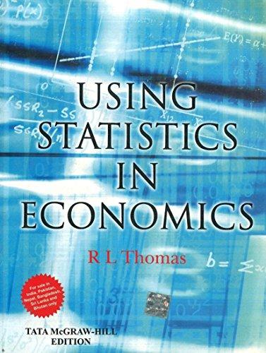 9781259002335: Using Statistics In Economics