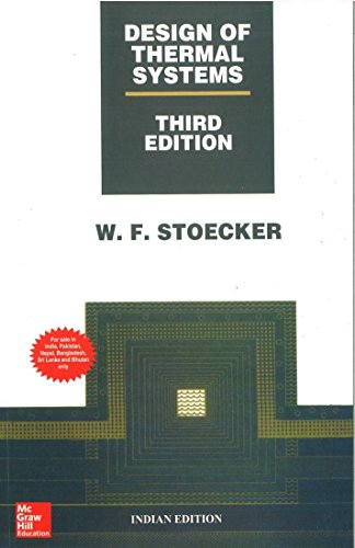 Design of Thermal Systems (Third Edition): W.F. Stoecker