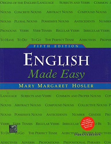 9781259002519: English Made Easy