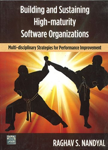 9781259002625: Building and Sustaining High-Maturity Software Organizations : Multi-Disciplinary Strategies for Performance Improvement