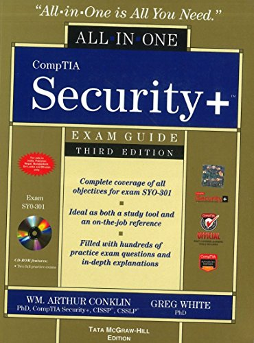 Comptia Security+ All-in-One Exam Guide ((Exam Sy0-301),: Chuck Cothren,Dwayne Williams,Gregory