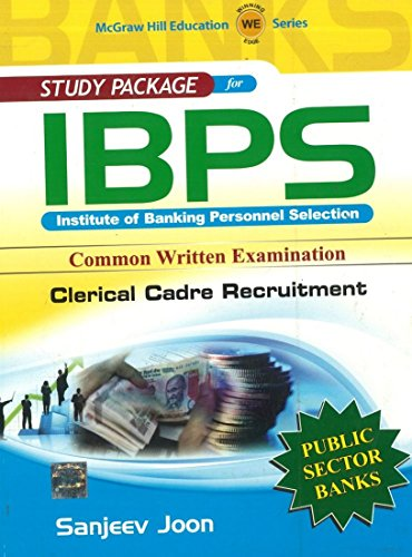 Study Package for IBPS Institute of Banking: Sanjeev Joon