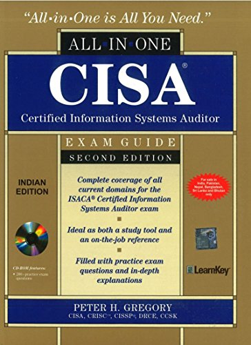 9781259004087: CISA Certified Information Systems Auditor All-in-One Exam Guide