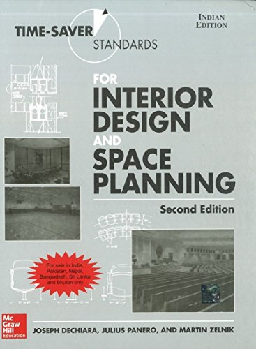 Interior Design Space Planning 9780071346160: time-saver standards for interior design and space