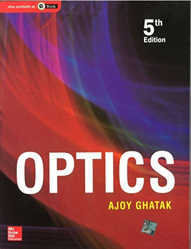9781259004346: Optics, 5Ed