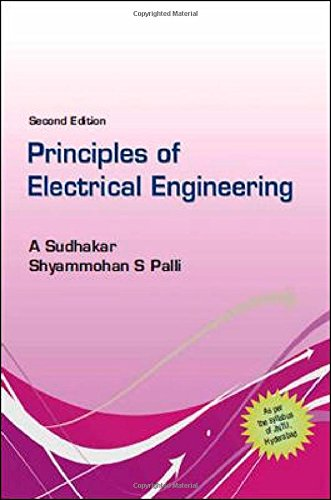 9781259004490: Principles of Electrical Engineering (For JNTU-Hyderabad-2011)