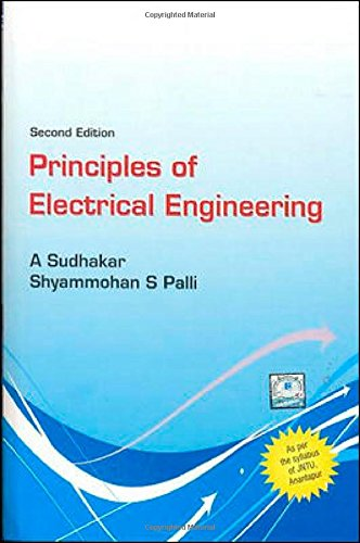 9781259004537: Principles of Electrical Engineering (For JNTU-Anantapur-2011)