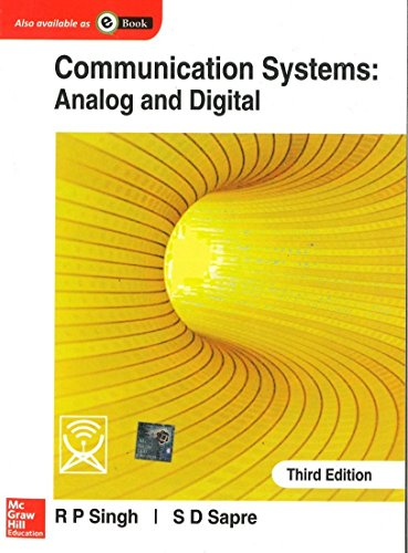 9781259004605: Communication Systems: Analog And Digital