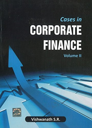 9781259004780: Cases in Corporate Finance - Volume II