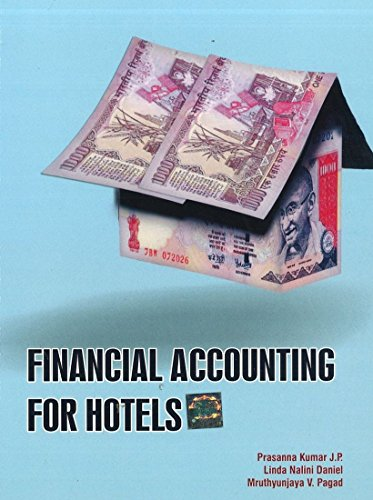 9781259004940: Financial Accounting For Hotels