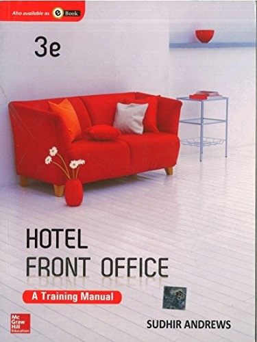 9781259004971: Hotel Front Office: A Training Manual