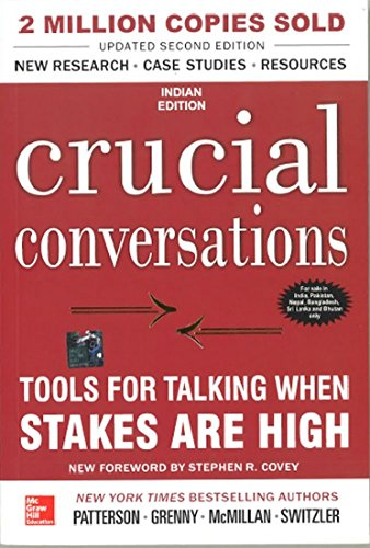 9781259005213: Crucial Conversations: Tools For Talking When Stakes Are High, 2Nd Edition