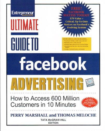 9781259005251: Ultimate Guide Facebook Advertising