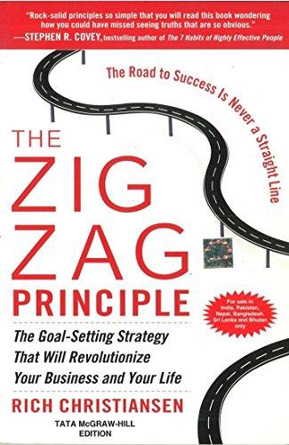 9781259005374: The Zigzag Principle