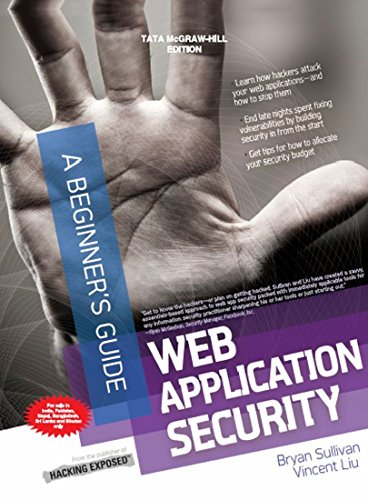 9781259005466: Web Application Security, a Beginner's Guide Paperback – 10 Jan 2012