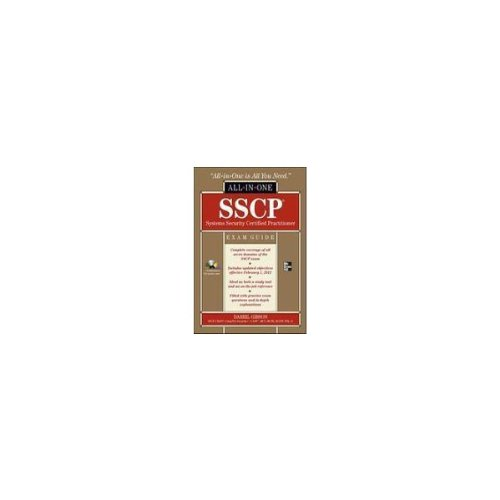 9781259005510: SSCP Systems Security Certified Practitioner: All-in-One Exam Guide