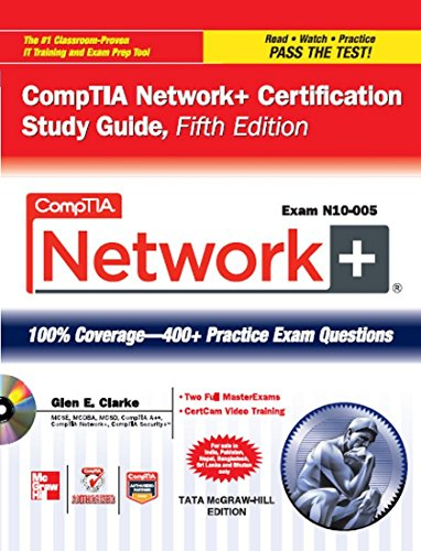 9781259005626: CompTIA Network+ Certification Study Guide, 5th Edition (Exam N10-005)