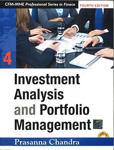 9781259005992: Investment Analysis and Portfolio Management