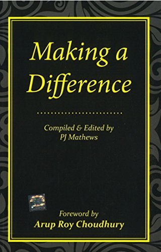 Making a Difference: PJ Mathews (Comp.