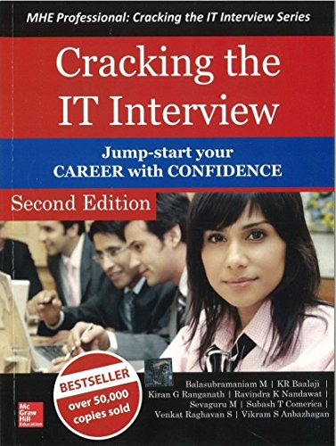9781259006111: Cracking the IT Interview