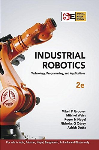9781259006210: Industrial Robotics: Technology, Programming And Applications(Special Indian Edition), 2Nd Edition