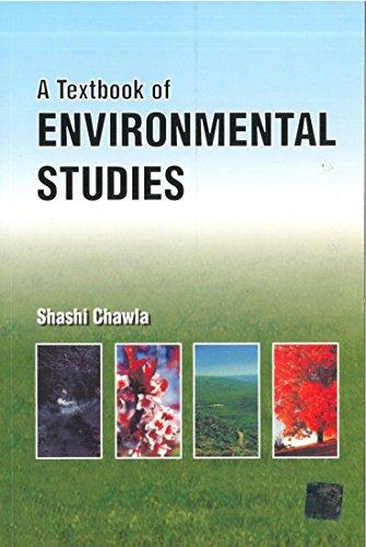 9781259006388: Textbook Of Environmental Studies