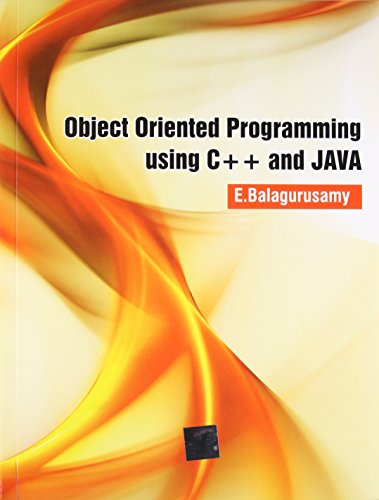 9781259006494: Object Oriented Programming Using C++ and JAVA