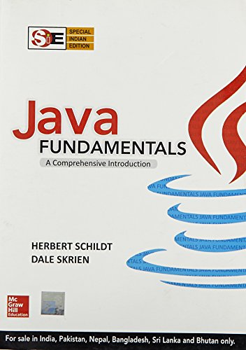 9781259006593: Java Programming: A Comprehensive Introduction