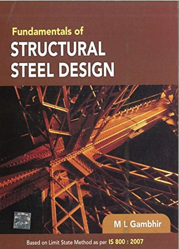 Fundamentals Of Structural Steel Design: Gambhir