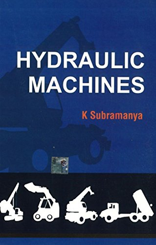 Hydraulic Machines: K. Subramanya
