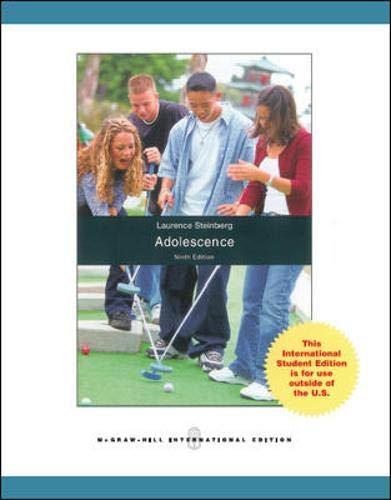 9781259007422: Adolescence