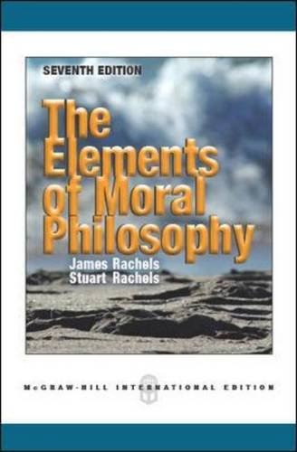 9781259007880: The Elements of Moral Philosophy (Int'l Ed)