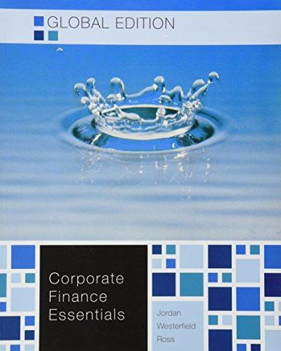 9781259008030: Corporate Finance Essentials