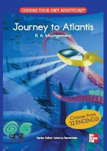 9781259008948: CHOOSE YOUR OWN ADVENTURE: JOURNEY TO ATLANTIS