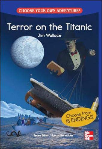 9781259009013: CHOOSE YOUR OWN ADVENTURE: TERROR ON THE TITANIC