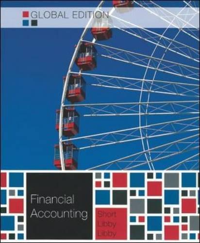 9781259009112: Financial Accounting