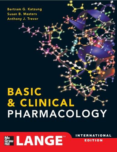 9781259009327: Basic and clinical pharmacology (Medicina)