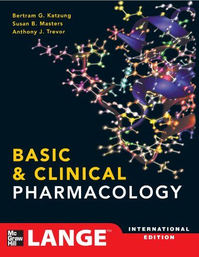 9781259009327: Basic and Clinical Pharmacology (Lange Basic Science)
