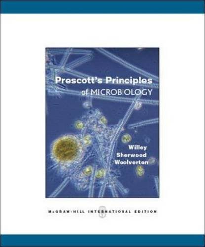 9781259009532: Prescott's Principles of Microbiology