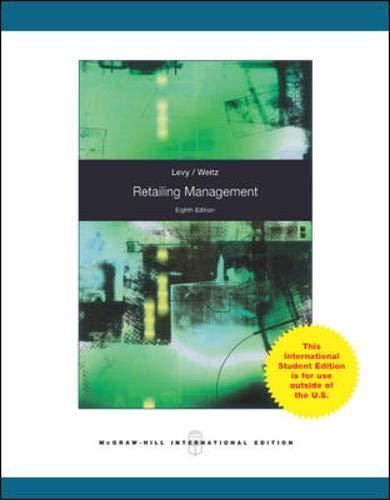 9781259010170: Retailing Management