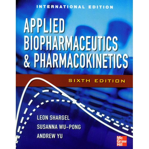 9781259011115: Applied Biopharmaceutics & Pharmacokinetics